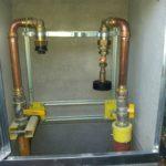 Příprava pro plynoměr nízkotlak (plyn)